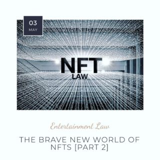 NFTs and legal implications! #NFT #fNFT #art #blockchain #newpost #cryptocurrency #intellectualproperty #copyright #smartcontracts #securities #entertainmentlaw #entertainmentmeetslaw